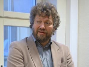 Karl Eldar Evang