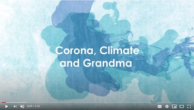 Corona, Climate and Grandma, en film fra IPA Climate Committee